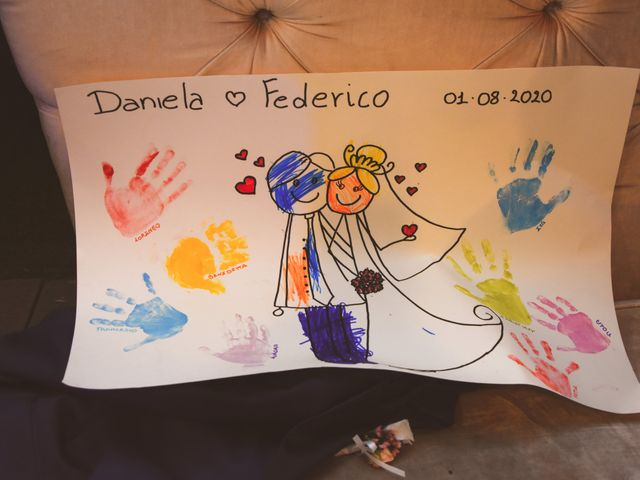 Il matrimonio di Federico e Daniela a Montecarlo, Lucca 94