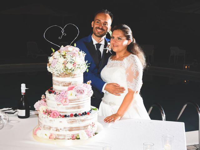Il matrimonio di Federico e Daniela a Montecarlo, Lucca 96