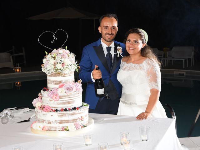 Il matrimonio di Federico e Daniela a Montecarlo, Lucca 98