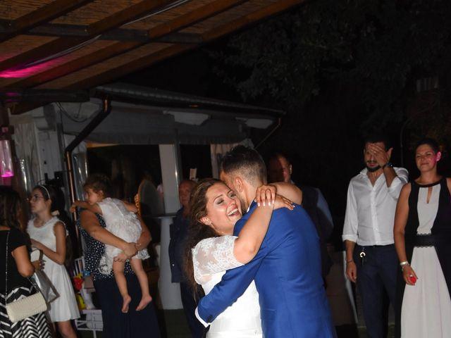 Il matrimonio di Federico e Daniela a Montecarlo, Lucca 103