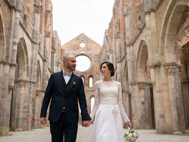 Le nozze di Luca e Silvia
