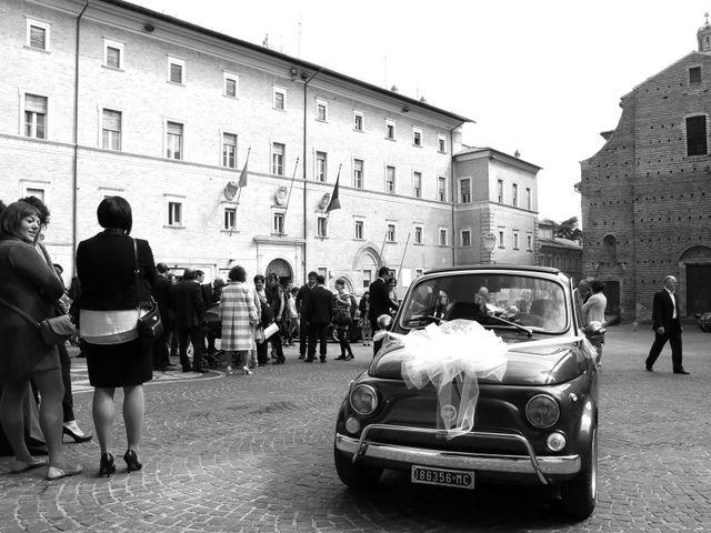 Il matrimonio di Paolo e Concetta a Macerata, Macerata 10