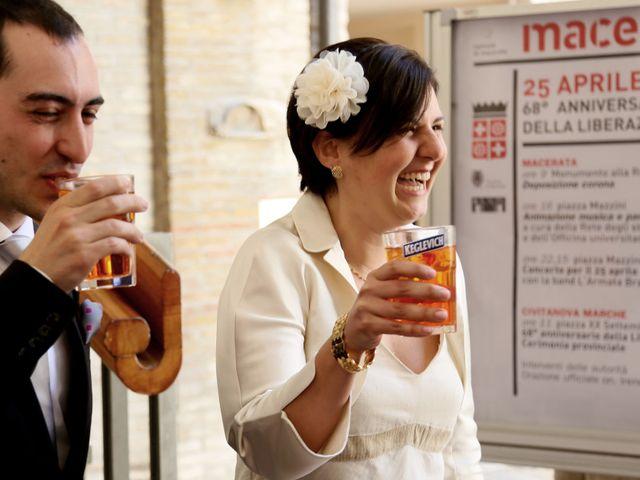 Il matrimonio di Paolo e Concetta a Macerata, Macerata 18