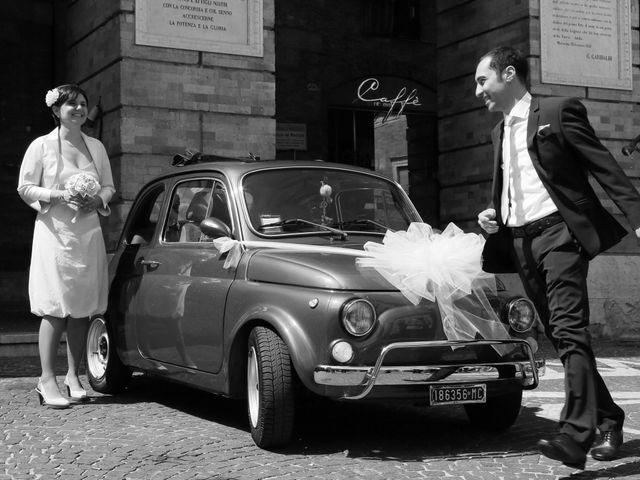 Il matrimonio di Paolo e Concetta a Macerata, Macerata 27