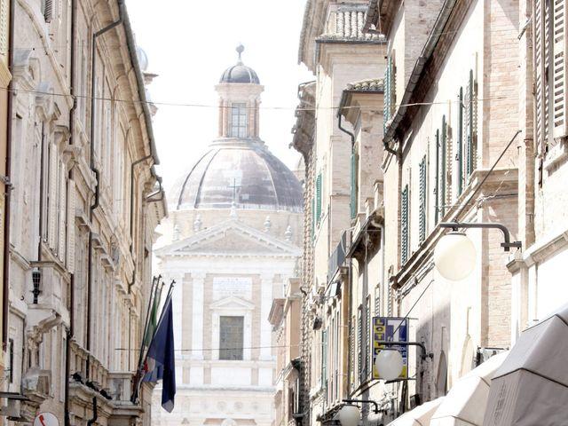 Il matrimonio di Paolo e Concetta a Macerata, Macerata 37
