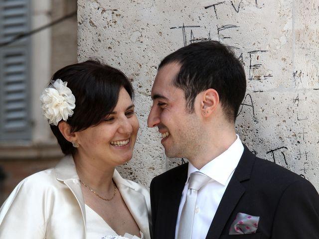 Il matrimonio di Paolo e Concetta a Macerata, Macerata 40