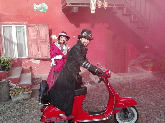 Il matrimonio di Giulio e Greta a Mel, Belluno 3