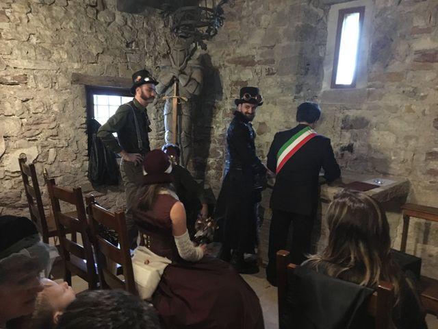 Il matrimonio di Giulio e Greta a Mel, Belluno 6