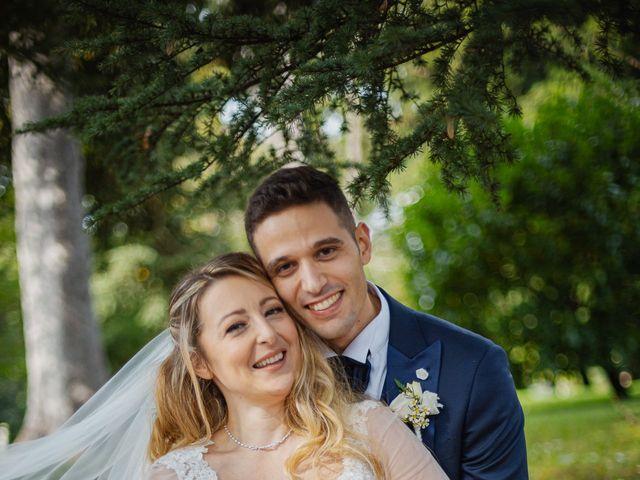 Il matrimonio di Dario e Antonella a Lesmo, Monza e Brianza 1