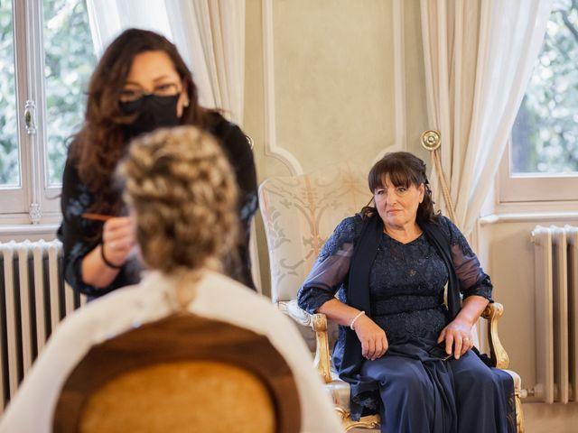 Il matrimonio di Dario e Antonella a Lesmo, Monza e Brianza 18