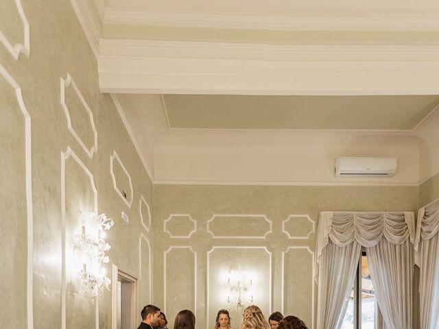 Il matrimonio di Dario e Antonella a Lesmo, Monza e Brianza 28