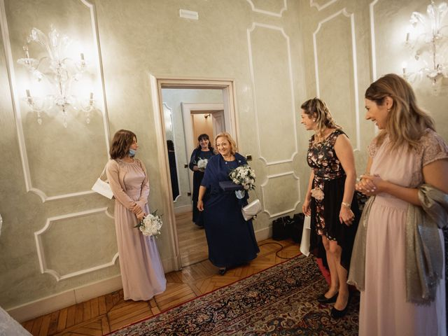 Il matrimonio di Dario e Antonella a Lesmo, Monza e Brianza 29