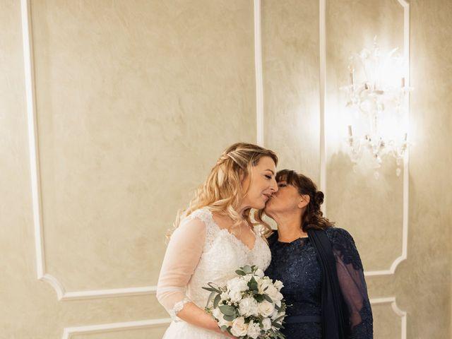 Il matrimonio di Dario e Antonella a Lesmo, Monza e Brianza 33