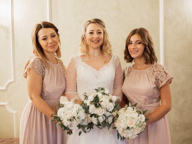 Il matrimonio di Dario e Antonella a Lesmo, Monza e Brianza 35