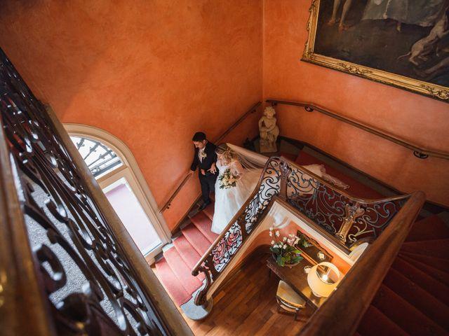 Il matrimonio di Dario e Antonella a Lesmo, Monza e Brianza 41