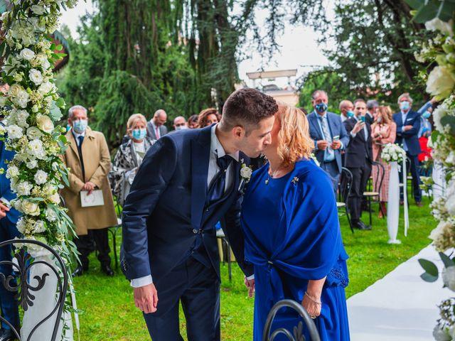 Il matrimonio di Dario e Antonella a Lesmo, Monza e Brianza 44
