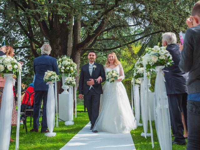 Il matrimonio di Dario e Antonella a Lesmo, Monza e Brianza 45