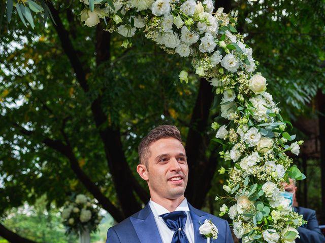 Il matrimonio di Dario e Antonella a Lesmo, Monza e Brianza 46