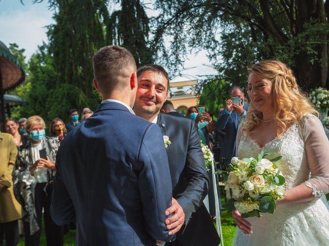 Il matrimonio di Dario e Antonella a Lesmo, Monza e Brianza 47