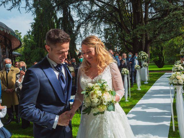 Il matrimonio di Dario e Antonella a Lesmo, Monza e Brianza 48