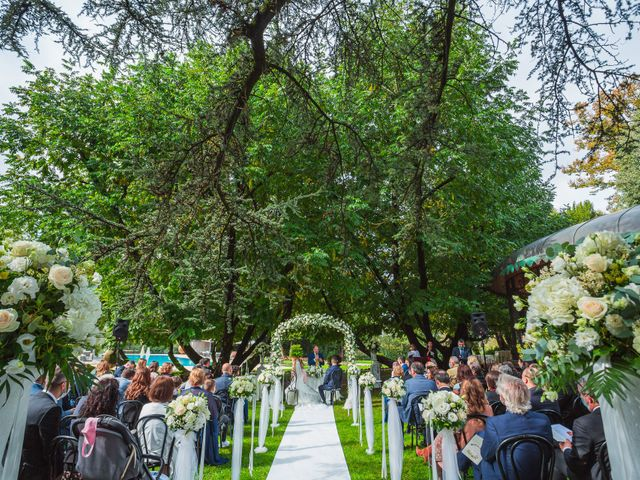 Il matrimonio di Dario e Antonella a Lesmo, Monza e Brianza 50