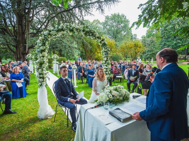 Il matrimonio di Dario e Antonella a Lesmo, Monza e Brianza 51