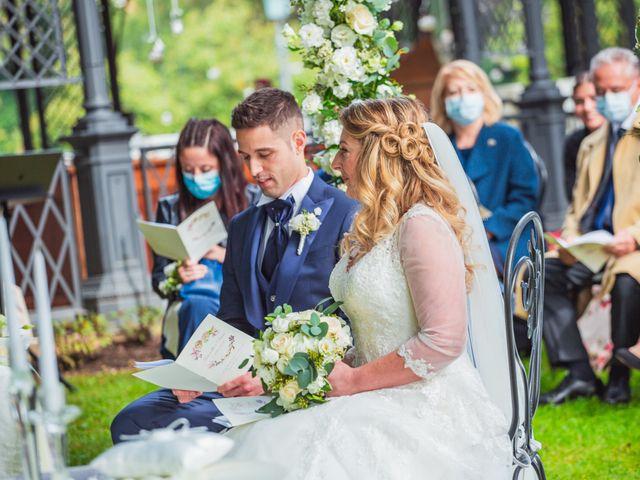 Il matrimonio di Dario e Antonella a Lesmo, Monza e Brianza 53