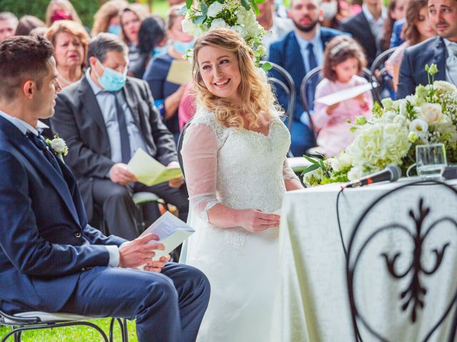Il matrimonio di Dario e Antonella a Lesmo, Monza e Brianza 57