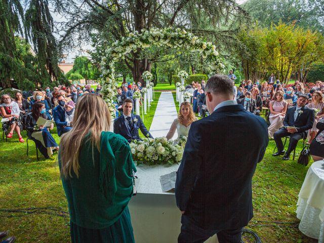 Il matrimonio di Dario e Antonella a Lesmo, Monza e Brianza 60