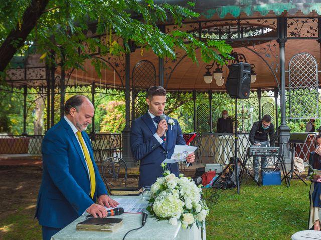 Il matrimonio di Dario e Antonella a Lesmo, Monza e Brianza 62
