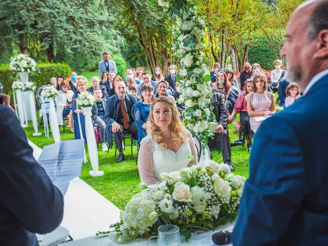 Il matrimonio di Dario e Antonella a Lesmo, Monza e Brianza 63
