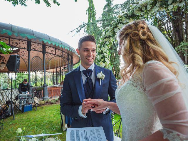 Il matrimonio di Dario e Antonella a Lesmo, Monza e Brianza 67