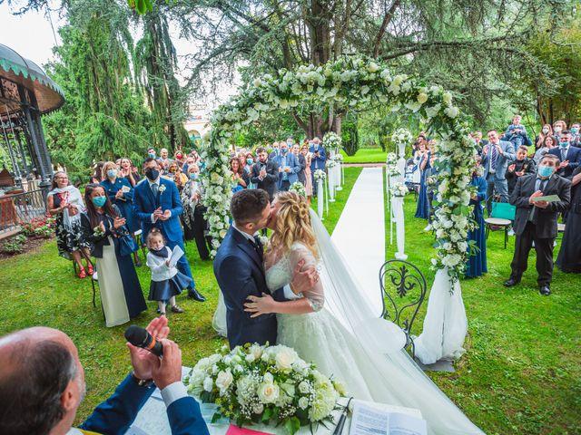 Il matrimonio di Dario e Antonella a Lesmo, Monza e Brianza 69