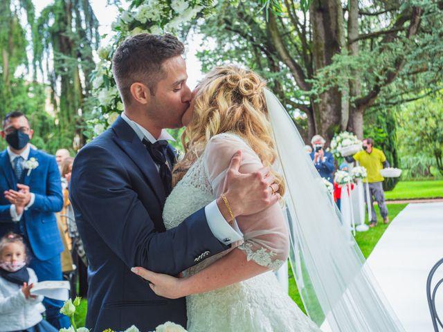 Il matrimonio di Dario e Antonella a Lesmo, Monza e Brianza 70