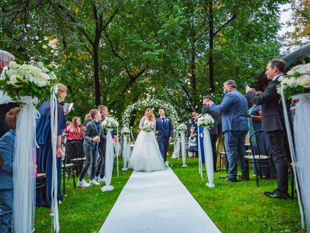 Il matrimonio di Dario e Antonella a Lesmo, Monza e Brianza 73