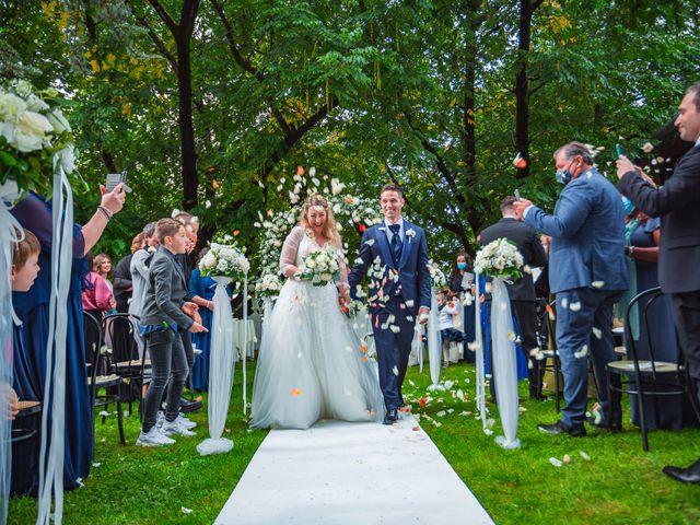 Il matrimonio di Dario e Antonella a Lesmo, Monza e Brianza 74