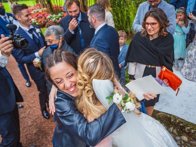 Il matrimonio di Dario e Antonella a Lesmo, Monza e Brianza 76
