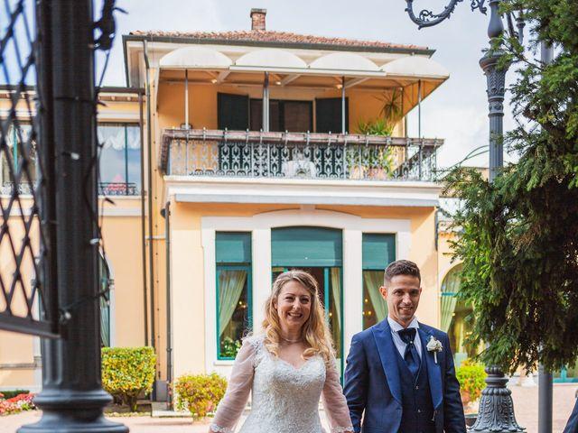 Il matrimonio di Dario e Antonella a Lesmo, Monza e Brianza 79
