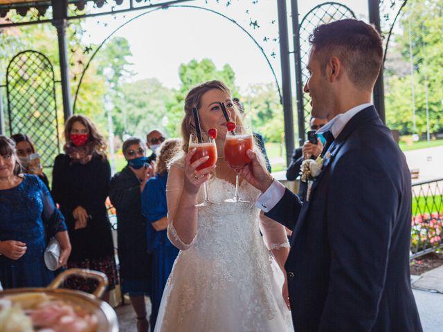 Il matrimonio di Dario e Antonella a Lesmo, Monza e Brianza 80