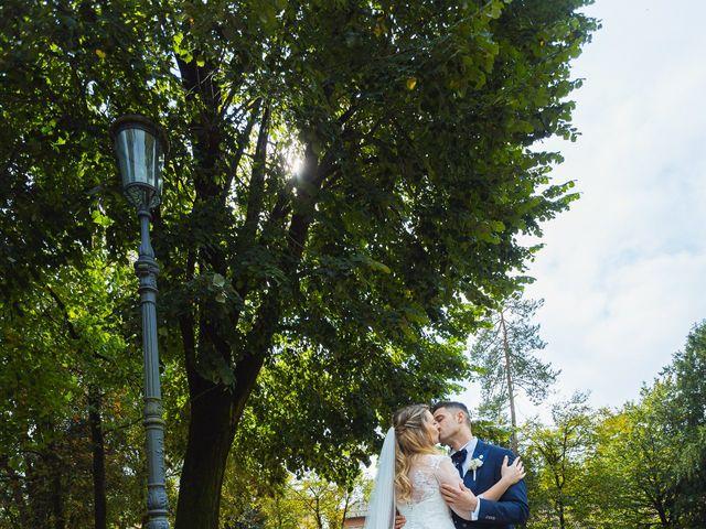 Il matrimonio di Dario e Antonella a Lesmo, Monza e Brianza 85