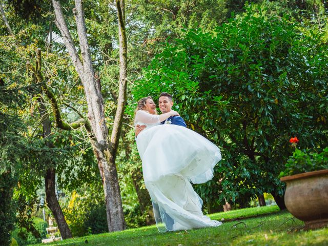 Il matrimonio di Dario e Antonella a Lesmo, Monza e Brianza 91