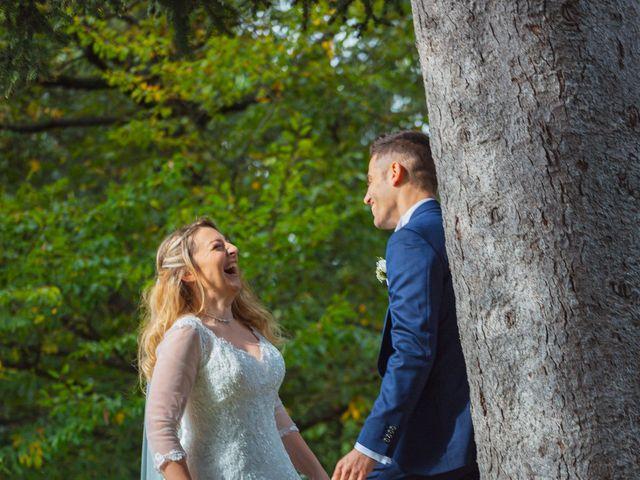 Il matrimonio di Dario e Antonella a Lesmo, Monza e Brianza 93