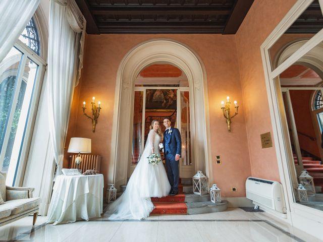 Il matrimonio di Dario e Antonella a Lesmo, Monza e Brianza 107