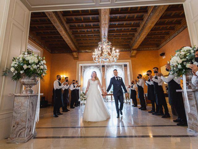 Il matrimonio di Dario e Antonella a Lesmo, Monza e Brianza 110