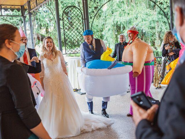 Il matrimonio di Dario e Antonella a Lesmo, Monza e Brianza 121