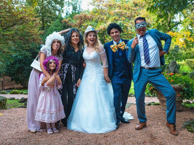 Il matrimonio di Dario e Antonella a Lesmo, Monza e Brianza 124