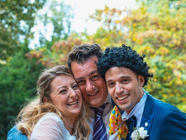 Il matrimonio di Dario e Antonella a Lesmo, Monza e Brianza 125