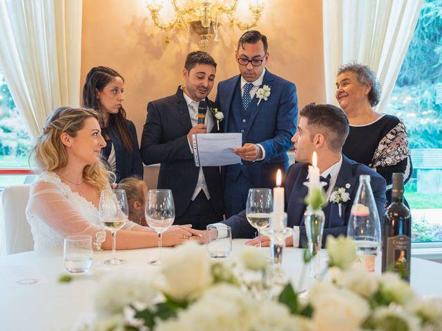 Il matrimonio di Dario e Antonella a Lesmo, Monza e Brianza 127