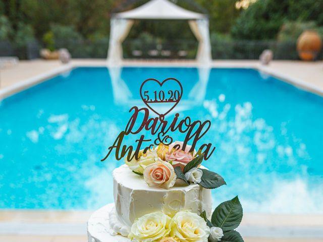 Il matrimonio di Dario e Antonella a Lesmo, Monza e Brianza 131