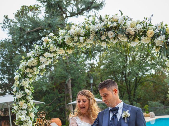 Il matrimonio di Dario e Antonella a Lesmo, Monza e Brianza 133